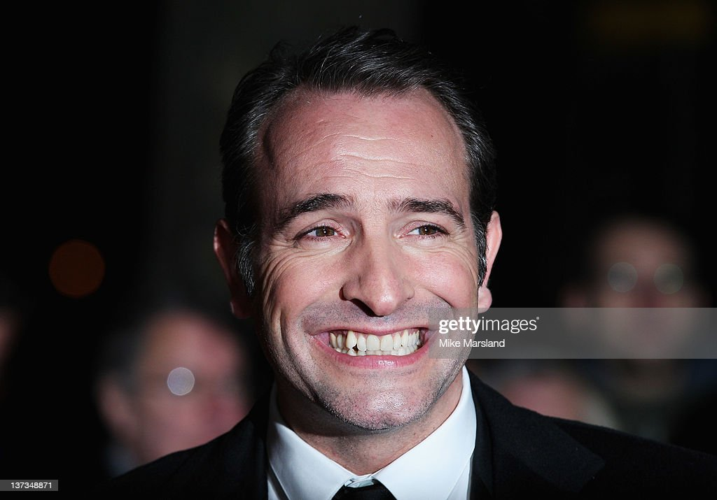 London film critics 39 circle awards 2012 arrivals getty for Dujardin nicolas