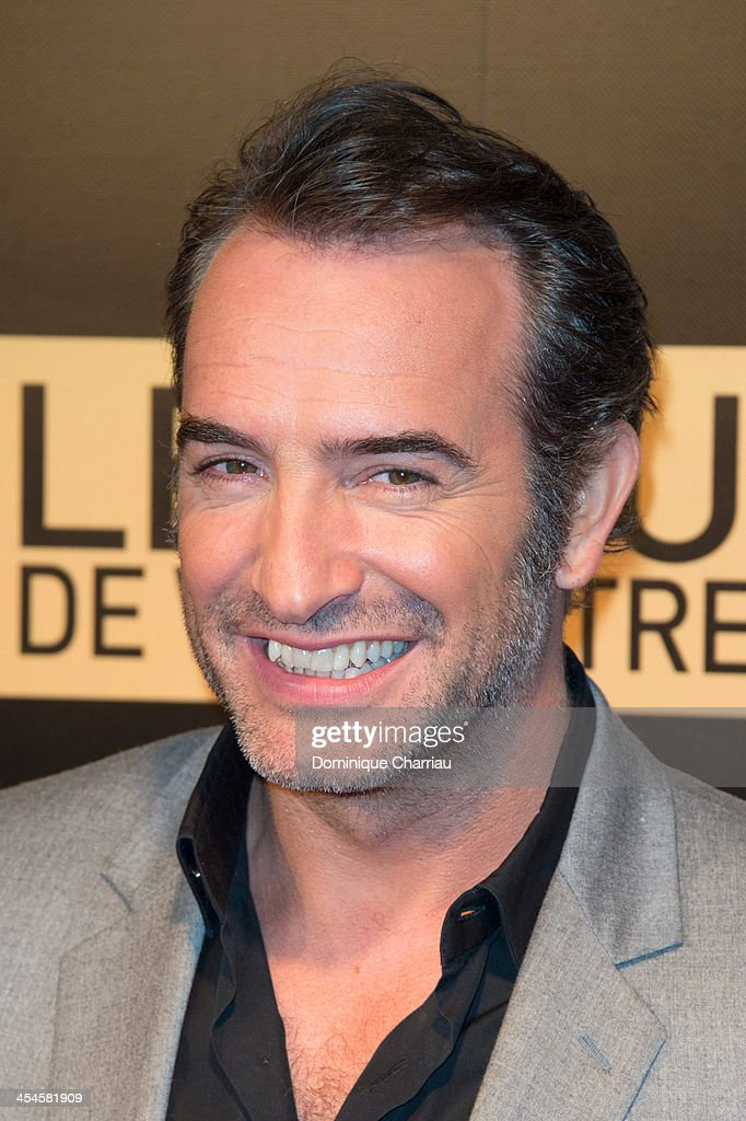 <a gi-track='captionPersonalityLinkClicked' href=/galleries/search?phrase=Jean+Dujardin&family=editorial&specificpeople=620972 ng-click='$event.stopPropagation()'>Jean Dujardin</a> attends the' Wolf of Wall Street' Photocall At Cinema Gaumont Opera Capucines at Cinema Gaumont Opera on December 9, 2013 in Paris, France.