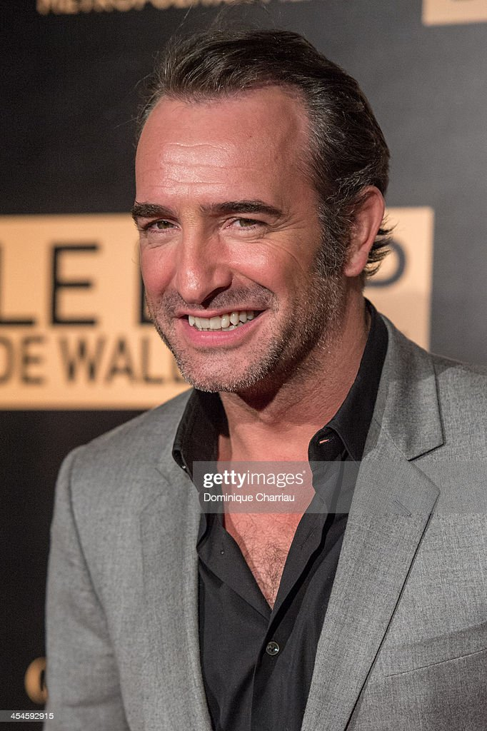 <a gi-track='captionPersonalityLinkClicked' href=/galleries/search?phrase=Jean+Dujardin&family=editorial&specificpeople=620972 ng-click='$event.stopPropagation()'>Jean Dujardin</a> attends 'The Wolf of Wall Street' photocall at Palais Brogniart on December 9, 2013 in Paris, France.
