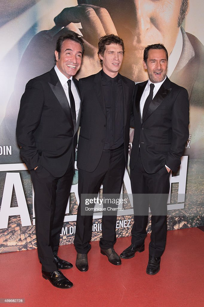 Cedric jimenez getty images for Jean dujardin parents