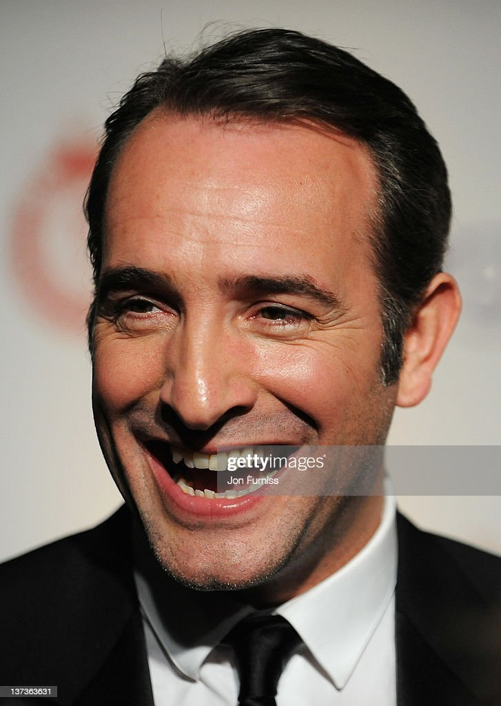 London film critics 39 circle awards 2012 press room for Dujardin nicolas