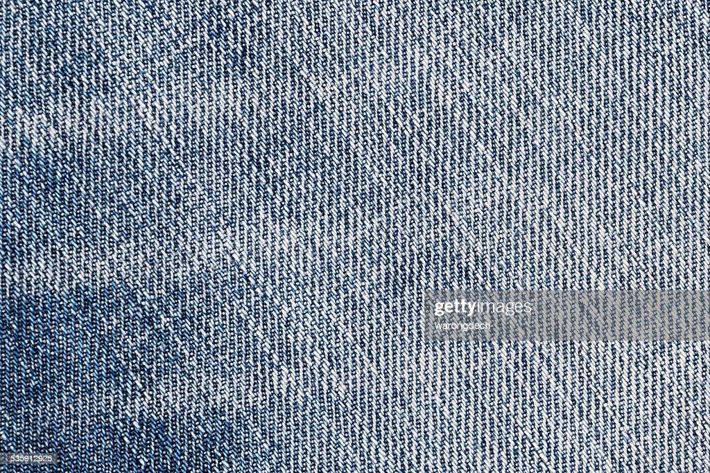 Jean fundo em tecido, textura de lona de algodão : Foto de stock