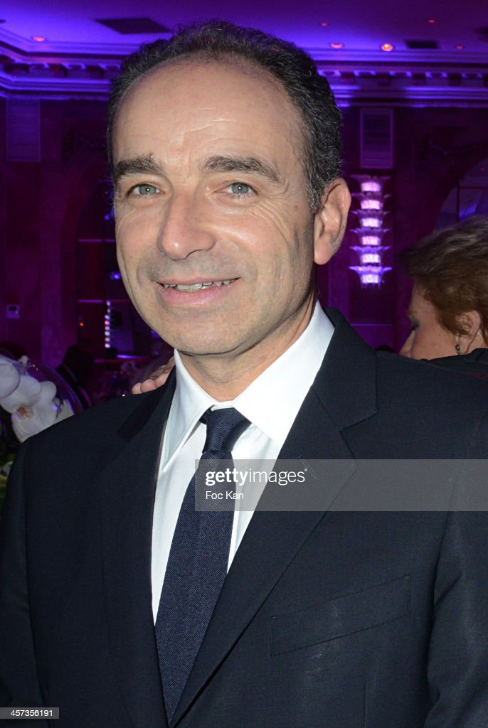 Jean Francois Cope attends the 'The Best 2013' Ceremony Awards 37th Edition at the Salons Hoche on December 16, 2013 in Paris, France.
