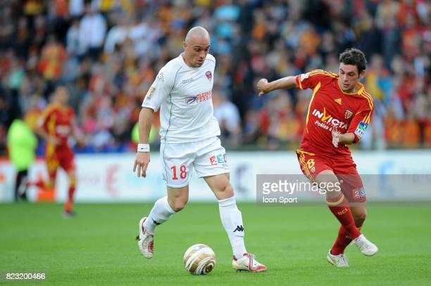 Jean Francois RIVIERE / Pierre DUCASSE Lens / Clermont Coupe de la Ligue 2011/2012