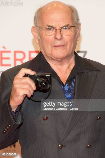 Jean Francois Stevenin attends the Opening Ceremony of the 9th Film Festival Lumiere on October 14 2017 in Lyon France
