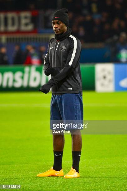 Jean Kevin AUGUSTIN Paris Saint Germain / Ajax Amsterdam Champions League Photo Dave Winter / Icon Sport