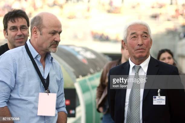 Jean Luc ARRIBART / Youri DJORKAEFF Amiens / PSG 1/2 finale de la Coupe de France