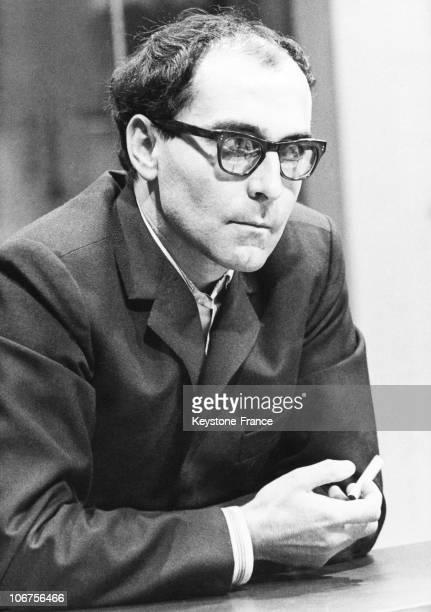 Jean Luc Godard At Radio Luxembourg September 1967