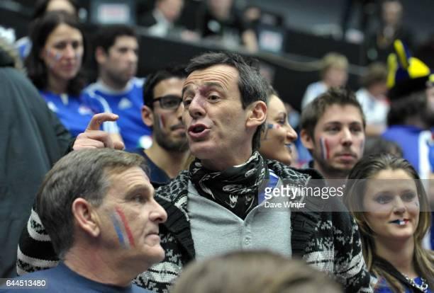 Jean Luc REICHMANN Suede / France 1/2 Finale Championnat du Monde de Handball 2011 Malmo Photo Dave Winter / Icon Sport
