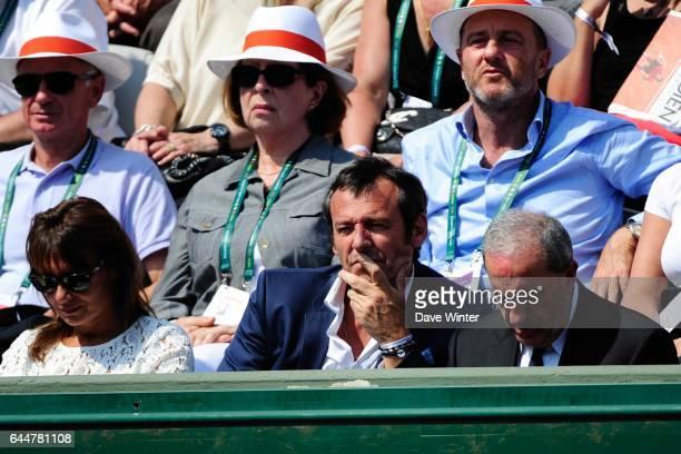 Jean Luc REICHMANN Roland Garros 2014 Photo Dave Winter / Icon Sport
