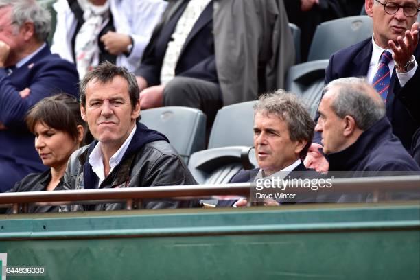 Jean Luc REICHMANN Jour 8 Roland Garros 2015 Photo Dave Winter / Icon Sport