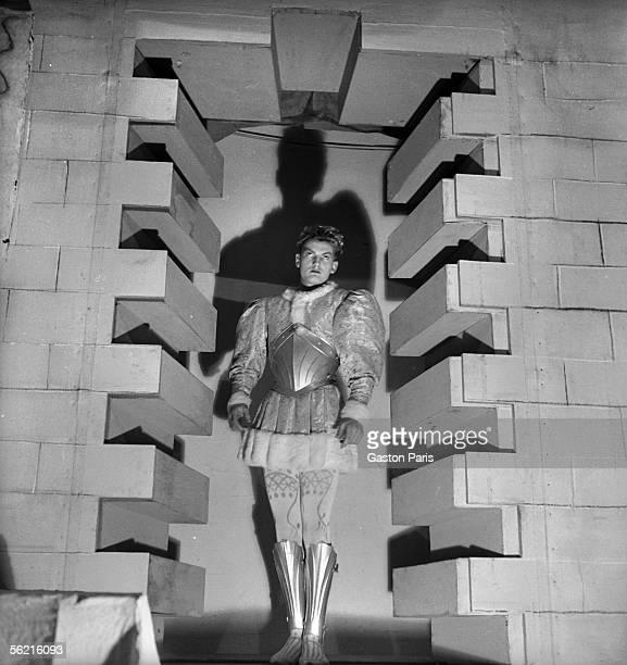 Jean Cocteau Jean Marais Stock Photos And Pictures Getty Images