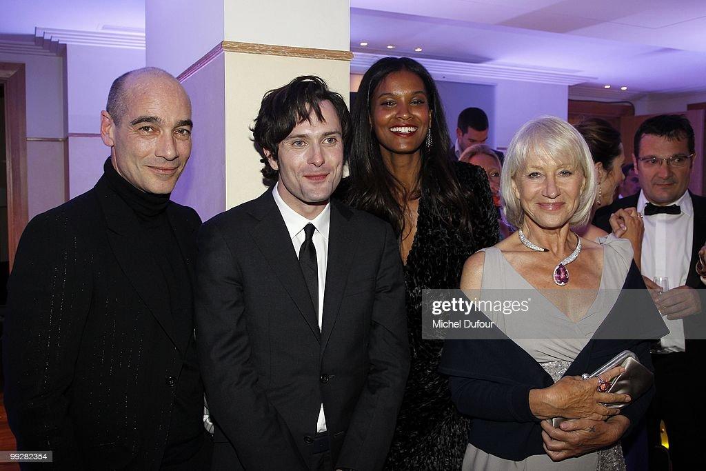 Chopard Trophy - Inside:63rd Cannes Film Festival
