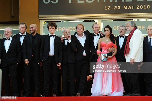 Jean Marie Frin Olivier Bourdin Adel Bencherif Jacques Herlin Xavier Beauvois Xavier Maly Sabrina Ouazani Phillippe Laudenbach Michael Lonsdale and...
