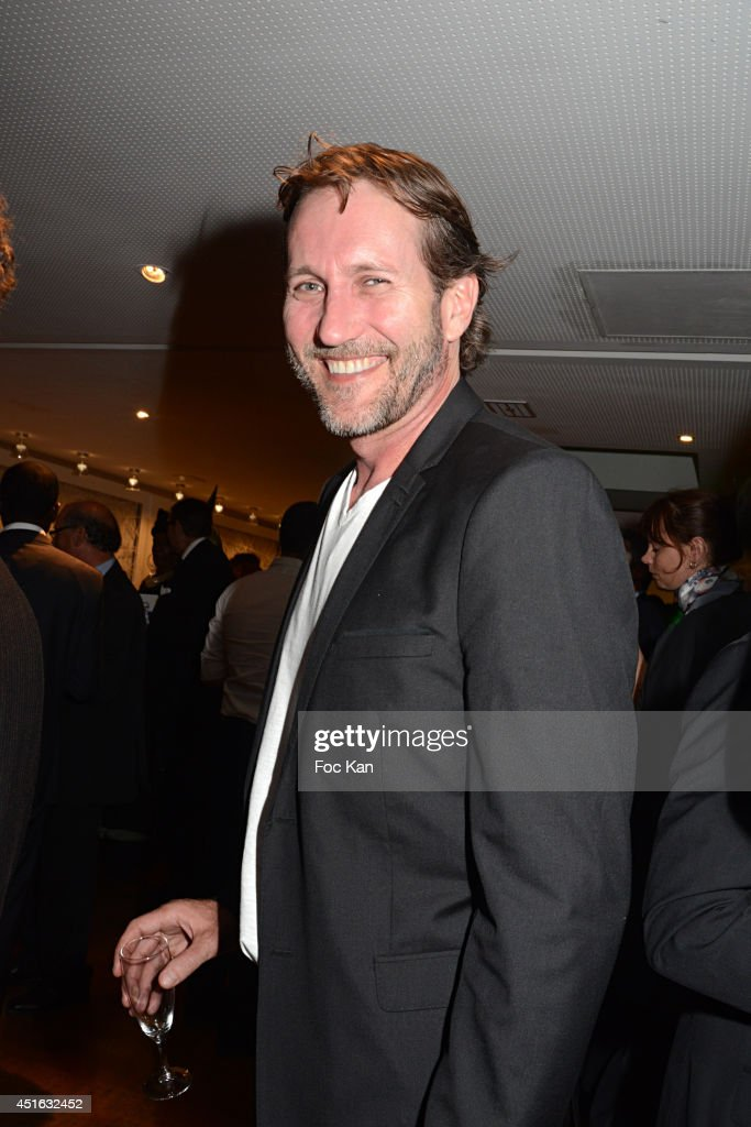 Jean Marie Lamour attends the '20th Amnesty International France' : Gala At Theatre Des champs Elysees on July 2, 2014 in Paris, France.