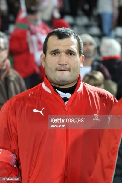 Jean Michel GONZALEZ Biarritz / Bourgoin 16eme journee du Top 14