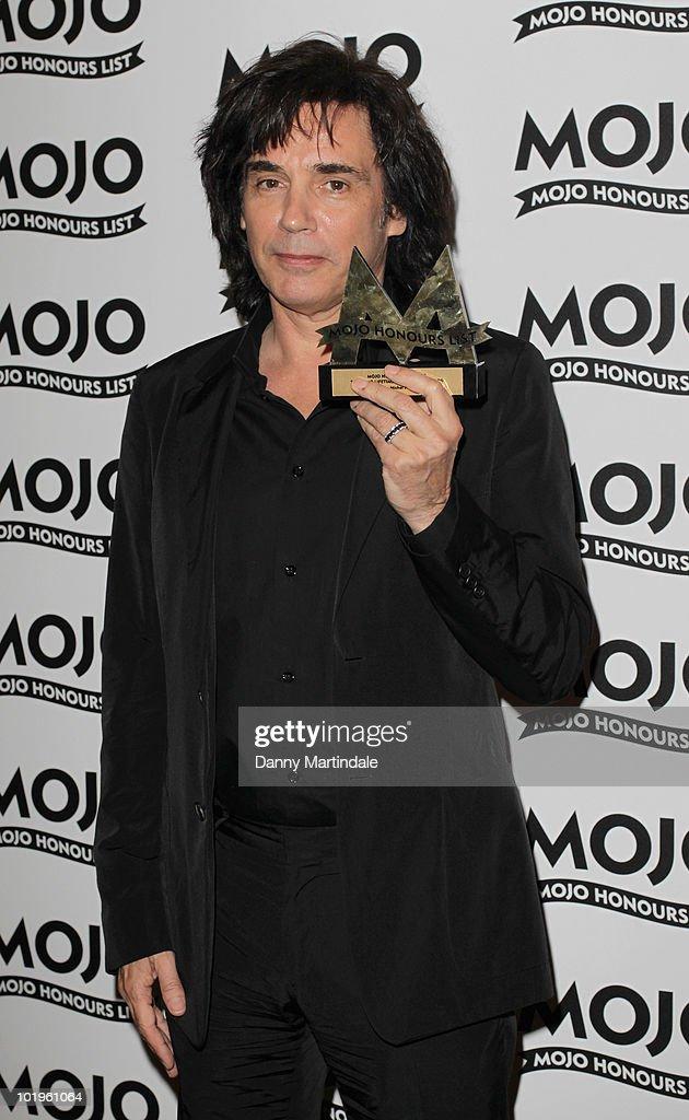 The Mojo Honours List - Press Room