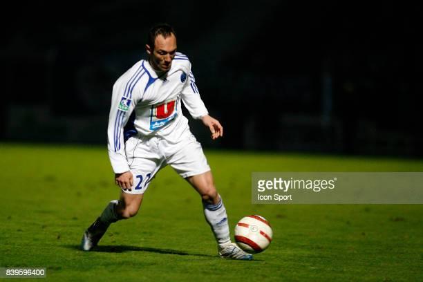 Jean Michel LESAGE Creteil / Le Havre 23e journee de Ligue 2