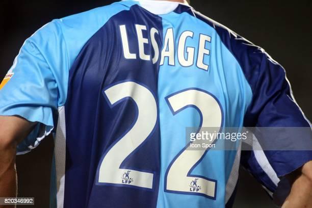 Jean Michel LESAGE Montpellier / Le Havre 36 eme journee de Ligue 2