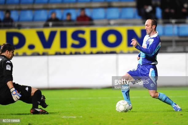 Jean Michel LESAGE Le Havre / Nantes 13eme journee de Ligue 2