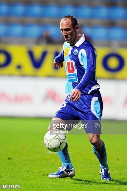 Jean Michel LESAGE Le Havre / Nantes 13eme journee de Ligue 2 Stade Municipal Jules Deschaseaux