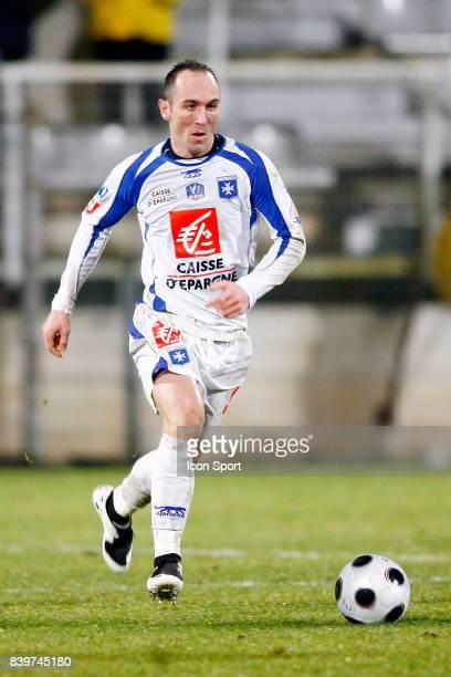 Jean Michel LESAGE Auxerre / Saint Etienne 32eme de Finale de la Coupe de France
