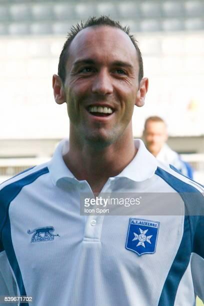 Jean Michel LESAGE Auxerre / Bordeaux 2eme journee de Ligue 1