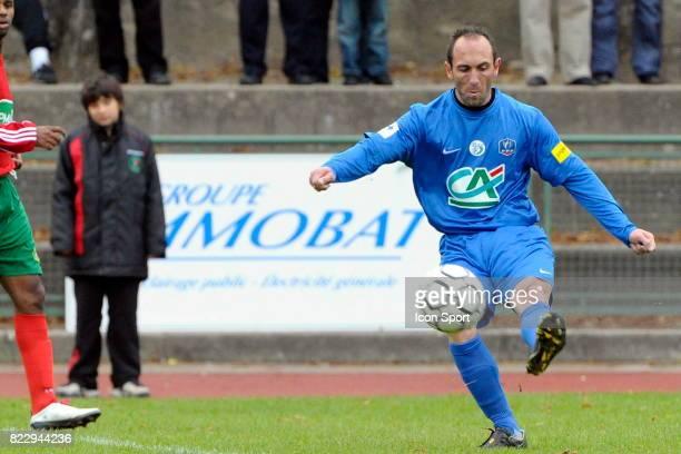 Jean Michel LESAGE Saint Maur / Creteil 5eme tour de Coupe de France