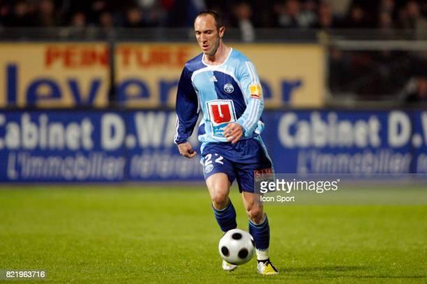 Jean Michel LESAGE Le Havre / Sedan 33eme journee de Ligue 2