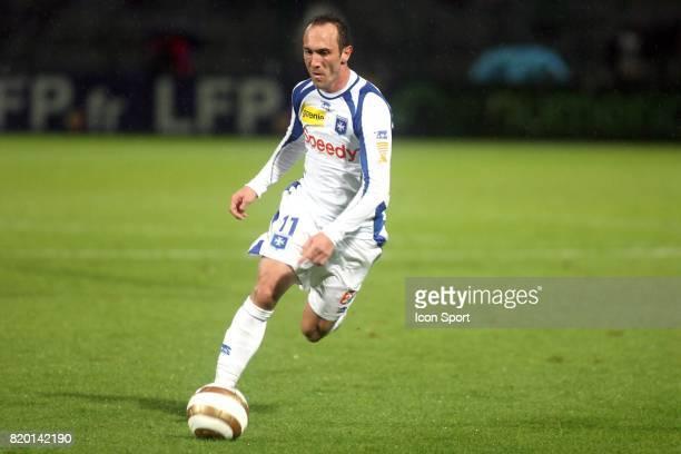 Jean Michel LESAGE Auxerre / Saint Etienne 16eme de finale de la Coupe de la Ligue