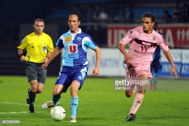 Jean Michel LESAGE Le Havre / Metz 8eme journee de Ligue 2 Le Havre