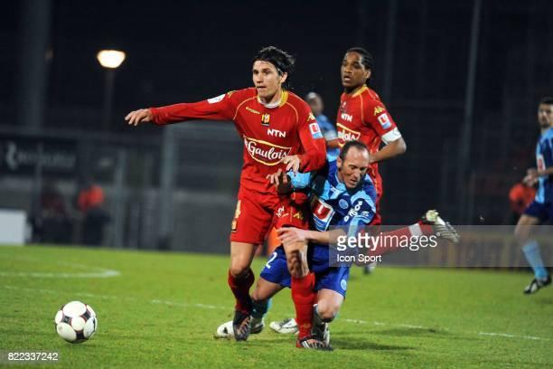 ANDRE / Jean Michel LESAGE Le Mans / Le Havre 26e journee de Ligue 1