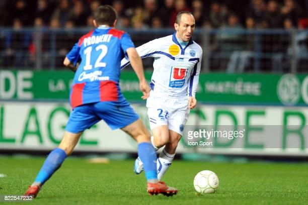 Jean Michel LESAGE Caen / Le Havre 16eme journee de Ligue 2 Stade Michel d'Ornano Caen