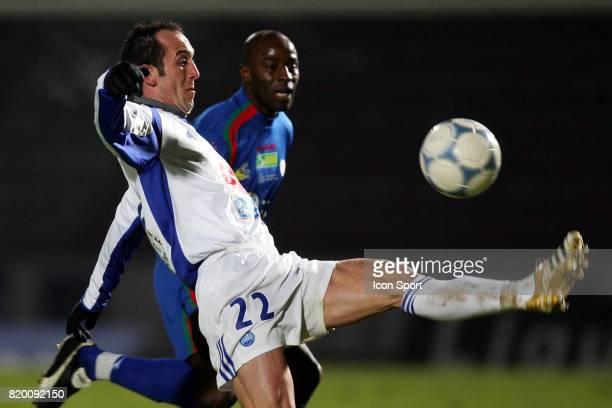 Jean Michel LESAGE Creteil / Le Havre 22eme Journee de Ligue 2