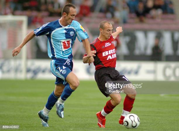 Jean Michel LESAGE / Eric SITRUK Guingamp / Le Havre 4eme journee de Ligue 2