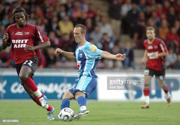 Jean Michel LESAGE Guingamp / Le Havre 4eme journee de Ligue 2
