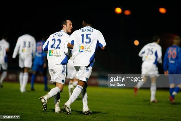 Jean Michel LESAGE / Kandia Kain Emile TRAORE Creteil / Le Havre 23e journee de Ligue 2