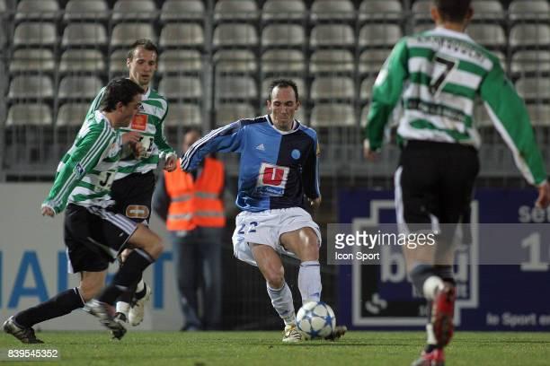 Jean Michel LESAGE Sete / Le Havre 28eme journee de Ligue 1