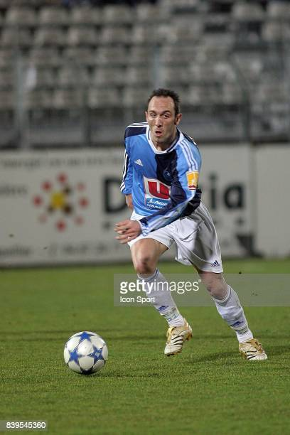 Jean Michel LESAGE Sete / Le Havre 28eme journee de Ligue 2