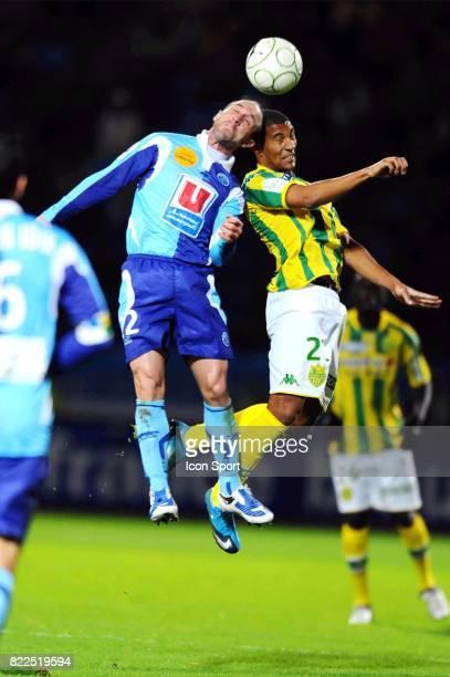 Jean Michel LESAGE / William VAINQUEUR Le Havre / Nantes 13eme journee de Ligue 2