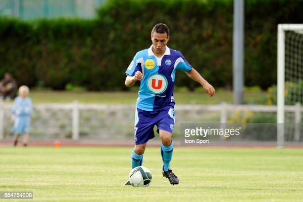 Jean Pascal FONTAINE Caen / Le Havre Match Amical 2011/2012