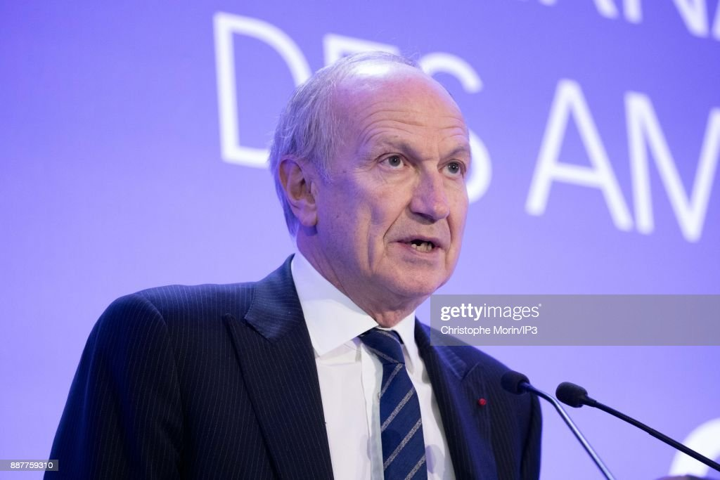 Jean Paul Agon Chairman and CEO of L Oreal attends the first edition of the Conference of Paris of the International Economic Forum of the Americas, in Paris, on December 7, 2017 in Paris, France. IEFA organizes annual summits bringing together heads of states, central bank governors, ministers and global economic decision makers. This annual meeting focus on providing a better understanding of the major challenges facing the global economy, with particular attention to relations between Europe and other continents.