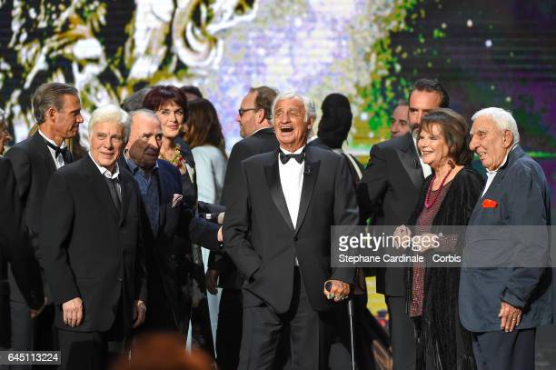 Stephane belmondo stock photos and pictures getty images for Dujardin belmondo
