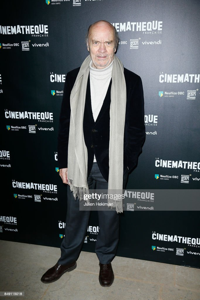 """Happy End"" Paris Premiere At La Cinematheque"