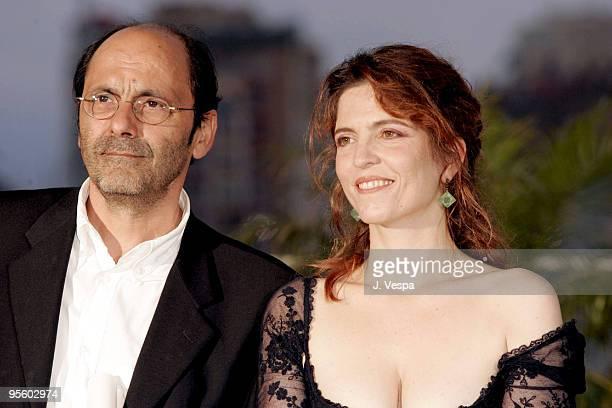 Jean Pierre Bacri and Agnes Jaoui winner of Best Screenplay