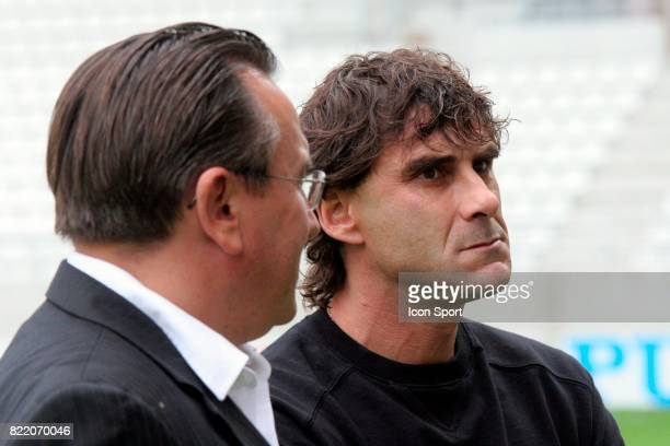 Jean Pierre CAILLOT / Didier THOLOT Reims / UNFP Match amical