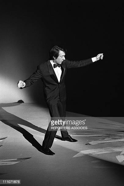 Jean Pierre Cassel in France on December 16 1967