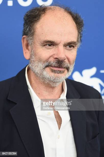 Jean Pierre Darroussin attends the 'The House By The Sea ' photocall during the 74th Venice Film Festival on September 3 2017 in Venice Italy