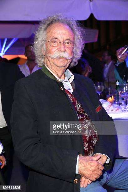 MUNICH GERMANY JUNE 26 Jean Puetz during the Movie meets Media Party during the Munich Film Festival on June 26 2017 in Munich Germany