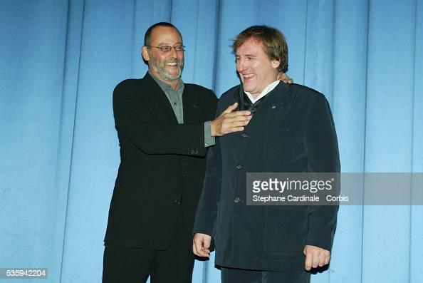 ¿Cuánto mide Jean Reno? - Altura - Real height Jean-reno-and-grard-depardieu-picture-id535942204?s=594x594